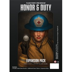 Flash point: Fire Rescue - Honor & Duty Expansion