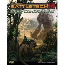 BattleTech: Jihad Conspiracies - Interstellar