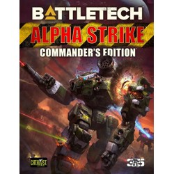 Battletech: Alpha Strike Commanders Edition