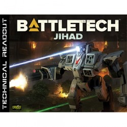 Battletech: Technical Readout Jihad
