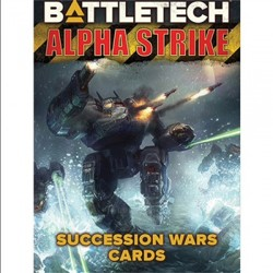 BattleTech Alpha Strike - Succession Wars Cards